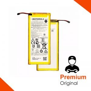 Troca de Bateria G5S Plus (XT1802) Original