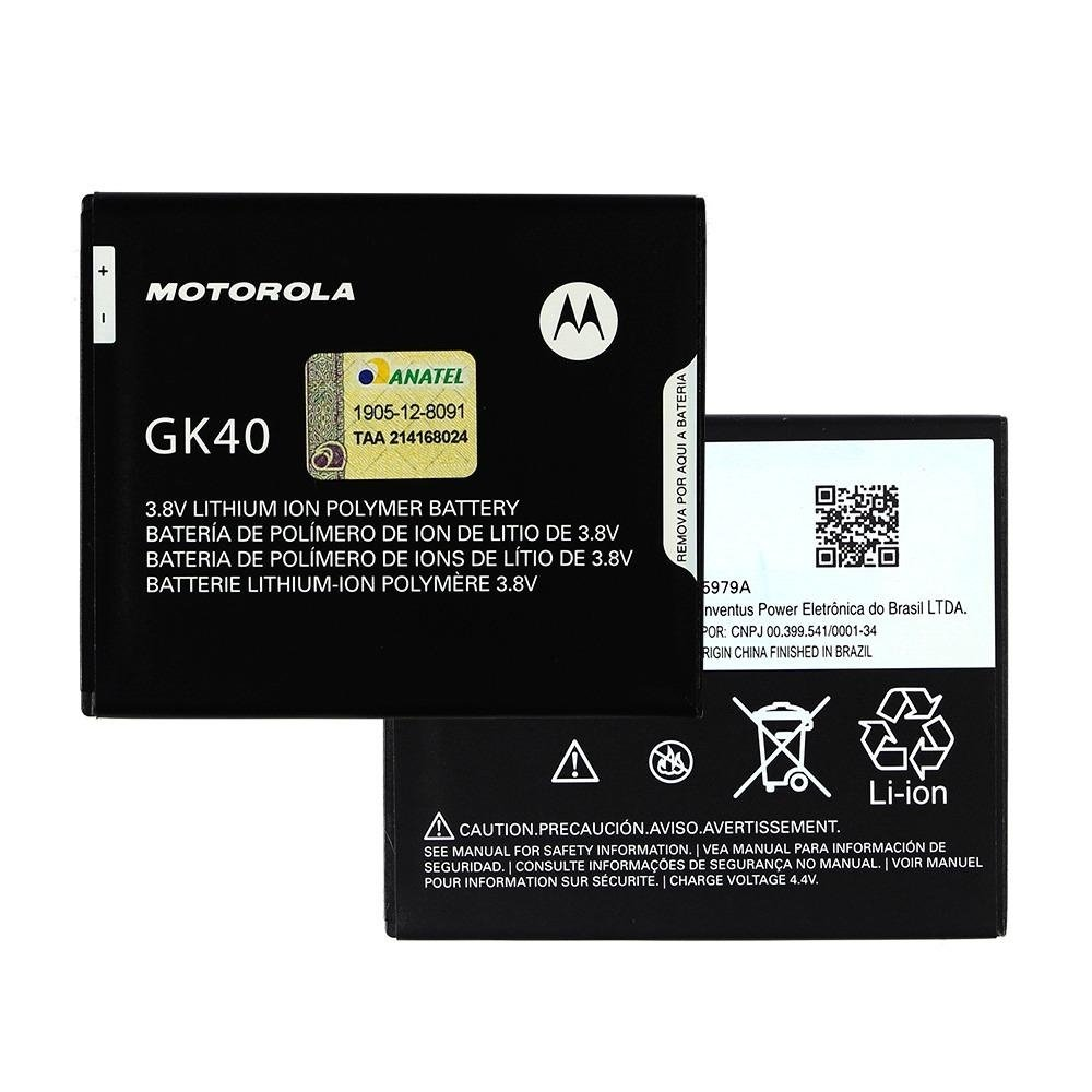 Bateria Moto G5 (XT1672) Original
