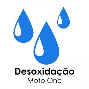 Desoxidação – Moto One